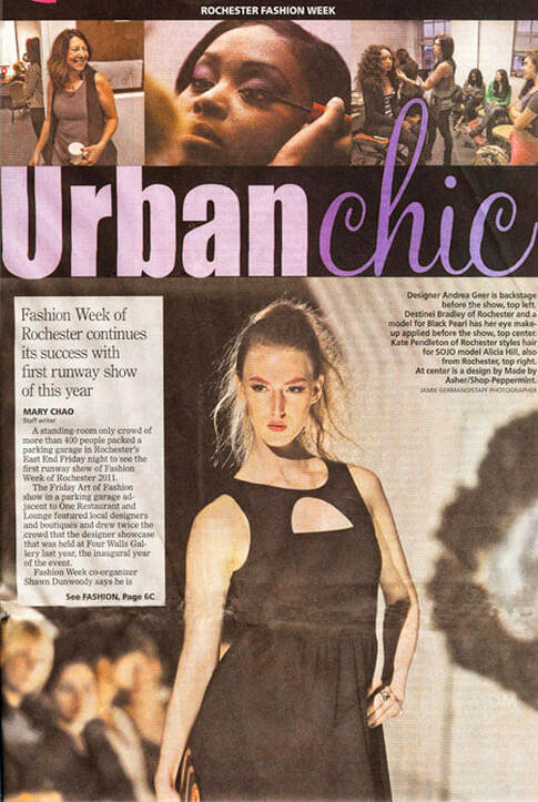Urban Chic cover